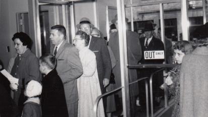 1959 Open House at 123 N. Main Street, St. Charles, MO
