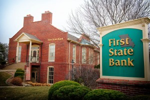 First State Bank OFallon Branch 2014