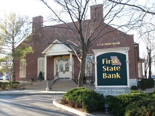 First State Bank N Fifth Street Location