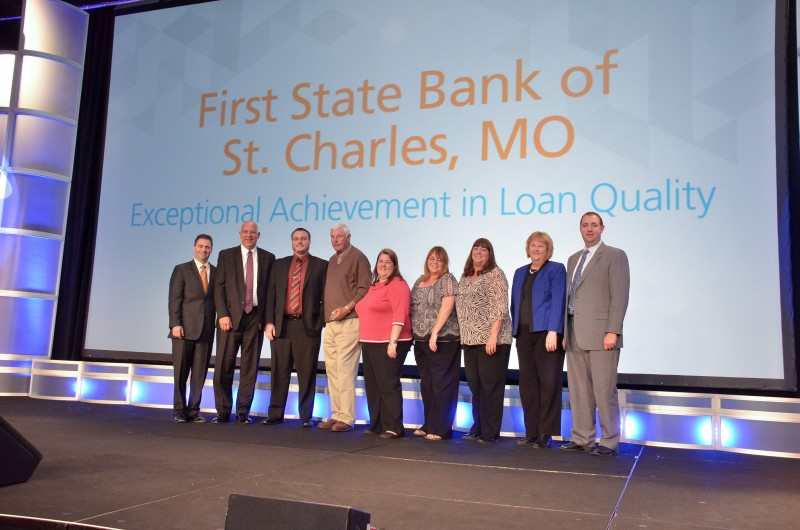First State Bank Mortgage induction to Ellie Mae Hall of Fame for exceptional loan quality