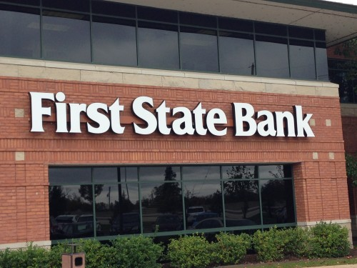 First State Bank - Baxter Road, Chesterfield, MO Location