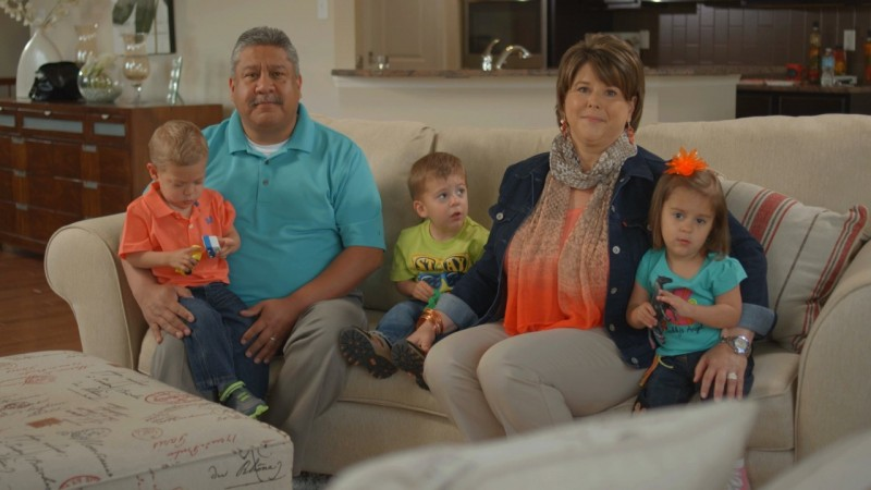 FSB Mortgage Client and Family