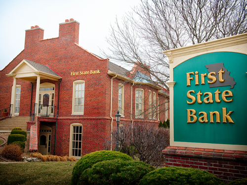 First State Bank in O'Fallon