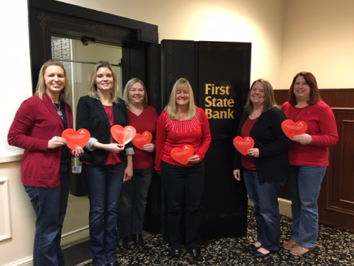 National Go Red Day 2016
