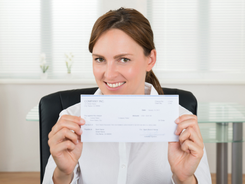 Remote Checking Deposit