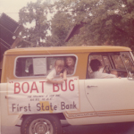 First State Bank Boat Bug Marketing Campaign