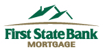 First State Bank Mortgage Logo