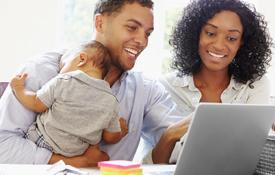 Family setting up Health Saving Account