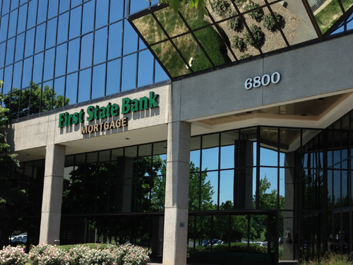 First State Bank Mortgage office in Overland Park, KS