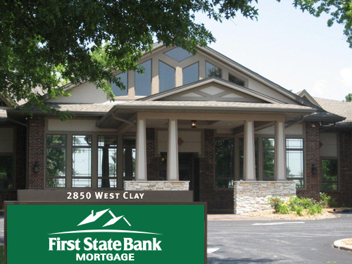 First State Bank Mortgage office in St. Charles, MO