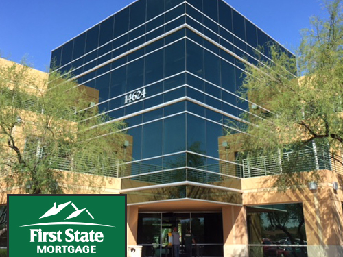 First State Mortgage office in Scottsdale, AZ