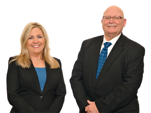 Mary Alsup-Niedergerke and Michael Hill, First State Wealth Advisors
